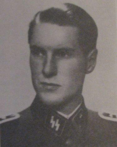 Норвежский унтерштурмфюрер СС Йенс Лунд. Погиб в Хорватии 21 ноября 1943 года. pinterest.com - Балканский вояж дивизии «Нордланд»: скандинавы против югославских партизан | Warspot.ru