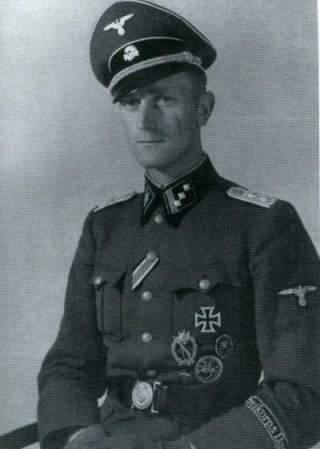 Пер Соренсен, один из самых известных датских добровольцев войск СС. pinterest.com - Балканский вояж дивизии «Нордланд»: скандинавы против югославских партизан | Warspot.ru