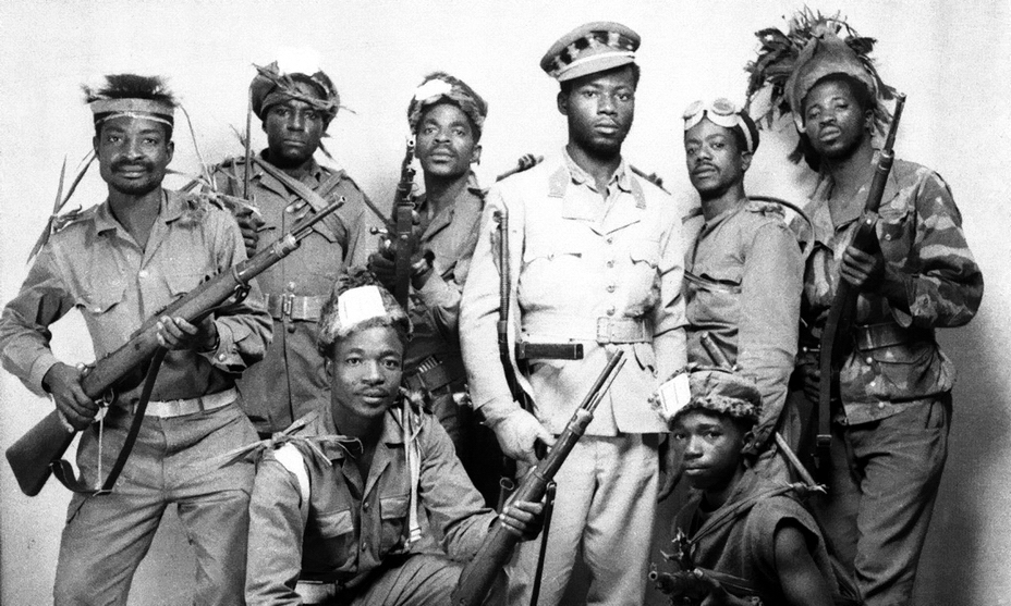 Симба (http://www.spiegel.de) - Африканский ландскнехт | Warspot.ru
