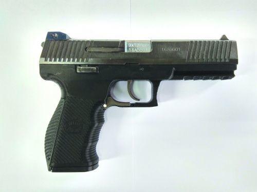 Пистолет PW Inka. milmag.pl - «Инка» стала пистолетом | Warspot.ru