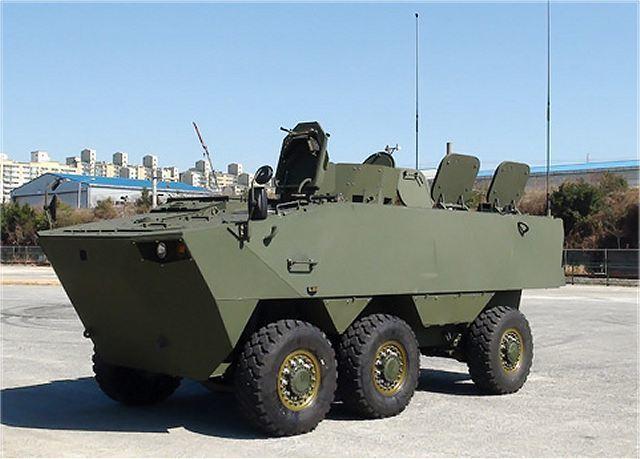 Бронетранспортёр K806. armyrecognition.com - K806 и K808 идут в серию | Warspot.ru
