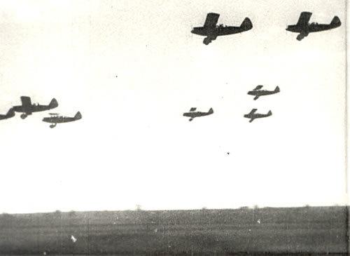 Советские самолёты над польской территорией 17 сентября 1939 года. 1wrzesnia39.pl - «Освободительный поход» РККА: начало | Warspot.ru