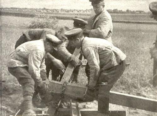 Разрушение польских приграничных укреплений на советско-польской границе 22 сентября 1939 года. 1wrzesnia39.pl - «Освободительный поход» РККА: начало | Warspot.ru