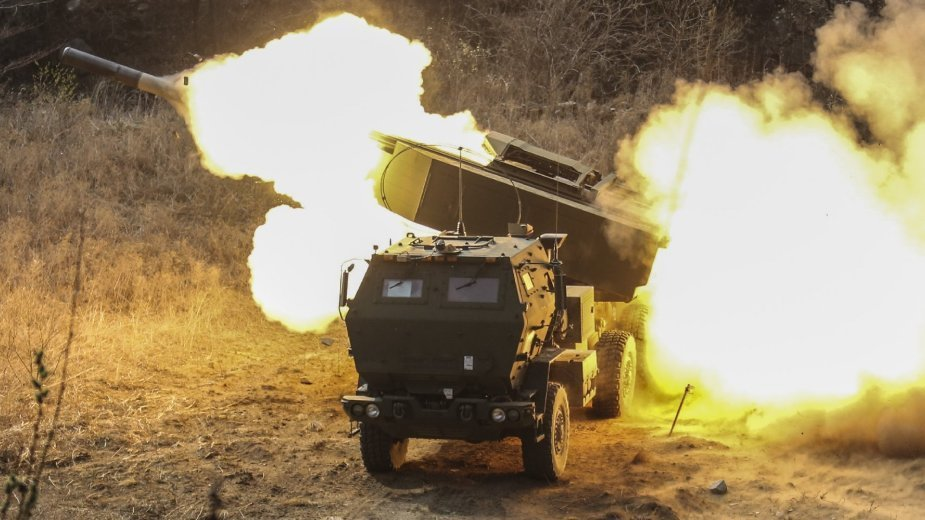 Пуск ракеты M142 HIMARS. marinecorpstimes.com - F-35 нацелил HIMARS | Warspot.ru