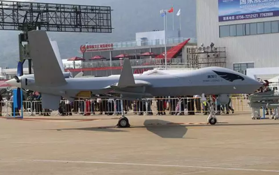 Беспилотник Wing Loong II. indiatimes.com - Китай продаст Пакистану «Птеродактилей» | Warspot.ru