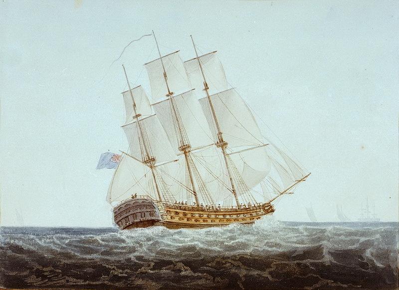 HMS Ajax, 1798 год - Призовые деньги в Роял Неви | Warspot.ru