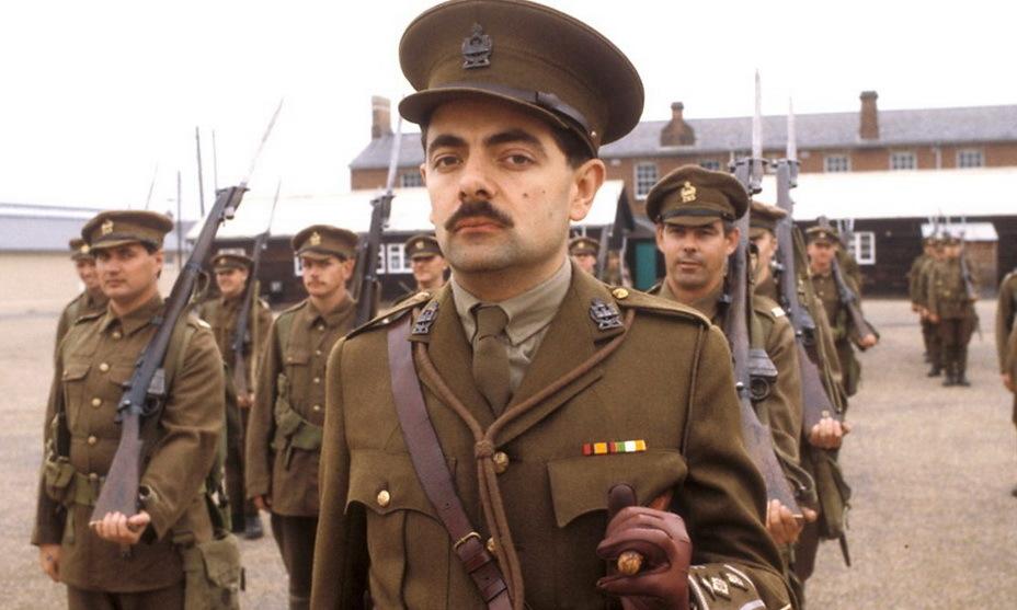 Позднее мистер Бин в исполнении Роуэена Аткинсона надолго «убил» всех других его героев, включая Эдмунда Блэкэддера
