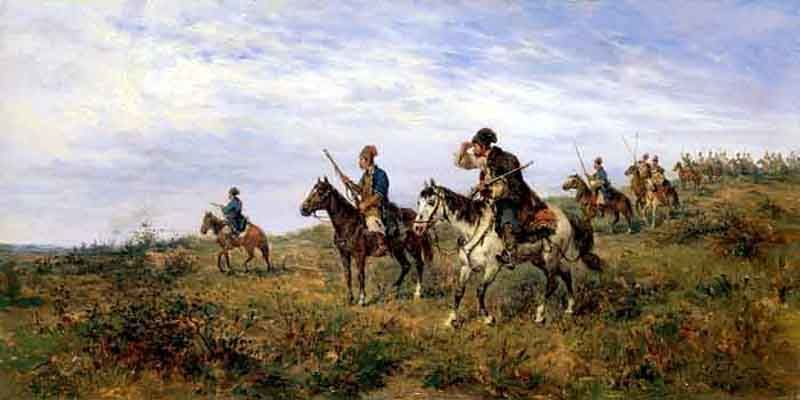 Зарождение казачества великое княжество литовское