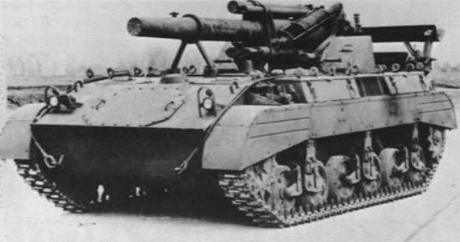 ​Прототип САУ Т64. Hunnicutt R.P. Stuart. A history of the American Light Tank Volume 1. – Presidio, 199 - «Горилла» — сестра «Кинг-Конга» | Warspot.ru