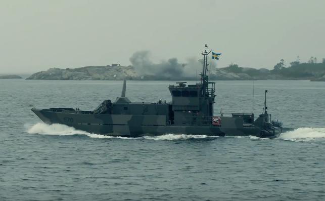 Fast Supply Vessel с миномётной системой NEMO. patria.fi - NEMO: теперь и на воде   Warspot.ru
