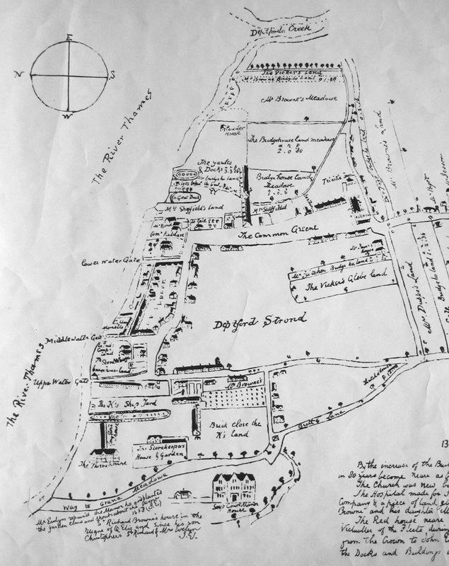 Дептфорд, пригород Лондона, в 1623 году - Чисто шекспировское убийство | Warspot.ru