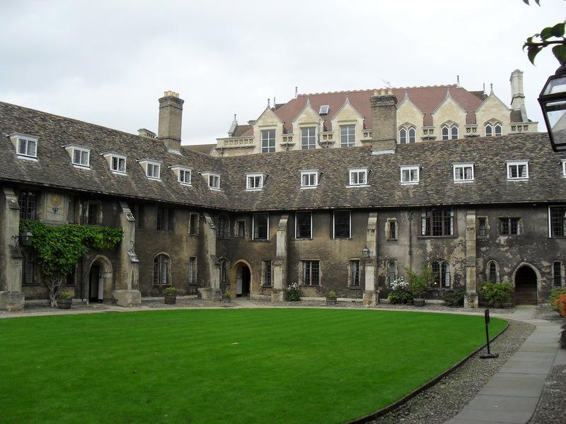 Колледж Корпус Кристи в Оксфорде - Чисто шекспировское убийство | Warspot.ru