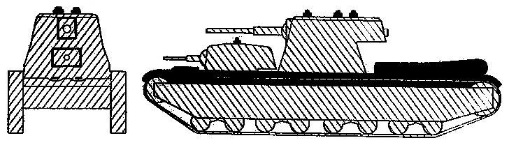 «Тяжёлый танк Т-35С» из немецкой разведсводки - «Тридцатьчётверка» на гастролях | Warspot.ru
