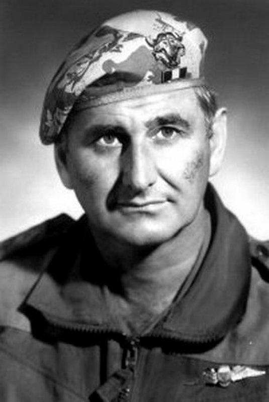 Полковник Ян Брейтенбах, отец южноафриканского спецназа