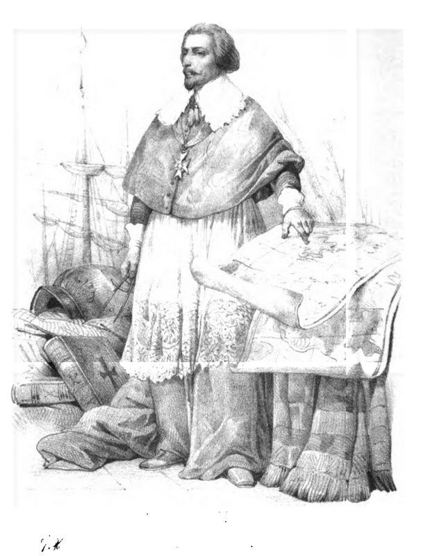 Первый командующий французским Средиземноморским флотом архиепископ Бордо Анри де Сурди. en.wikipedia.org - Рождение флота Леванта | Warspot.ru