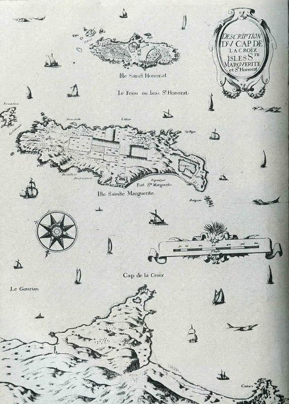 Карта Леринских островов. proantic.com - Рождение флота Леванта | Warspot.ru
