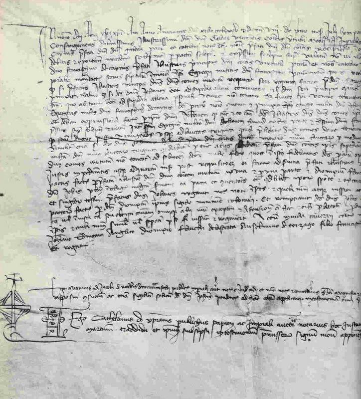 Кондотта между Флорентийской республикой и Джоном Хоквудом, 1380-е годы