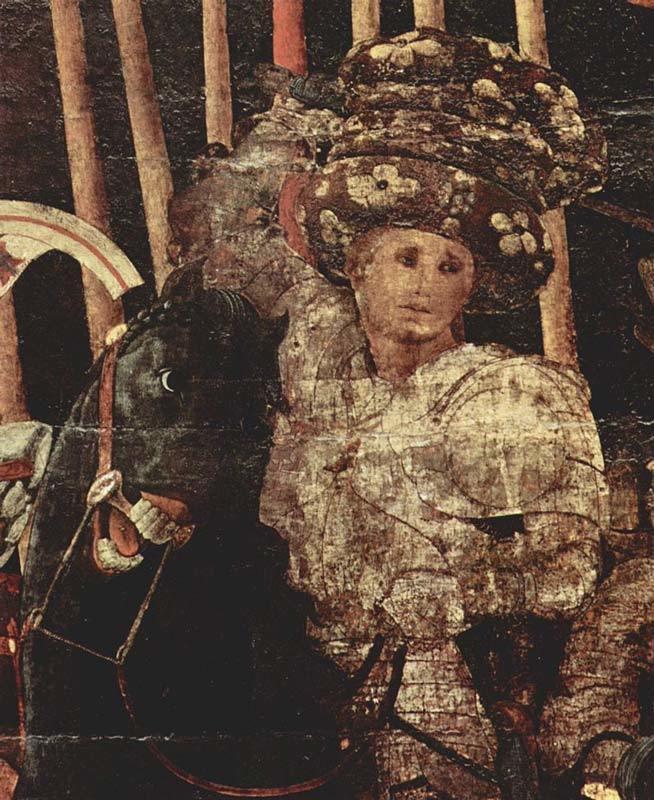 Кондотьер Микелетто Аттендоло (1370–1463). Выходец из крестьян, член знаменитой семьи кондотьеров Аттендоло–Сфорца. condottieridiventura.it