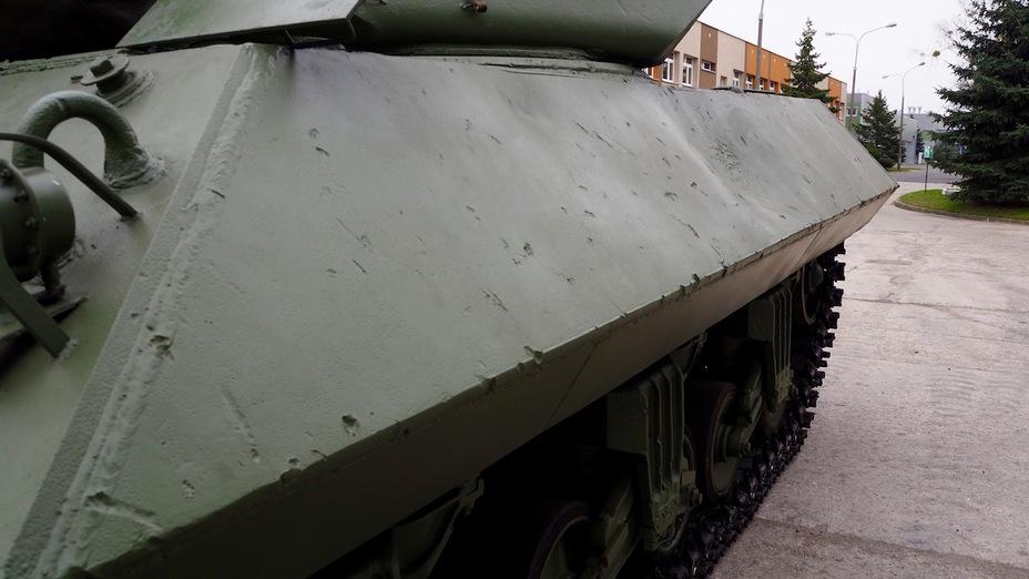 САУ 17pdr SP Achilles. defence24.pl - Поляки поставили «Ахиллеса» на ноги | Warspot.ru