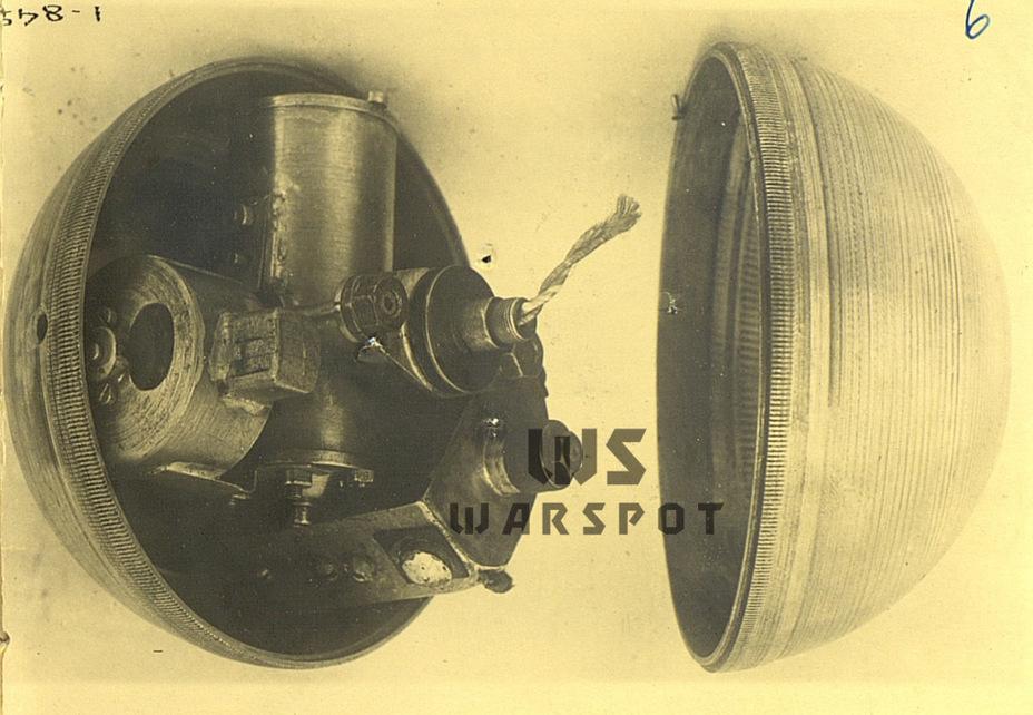Единственная фотография советского шаротанка (точнее, его модели). - Боевые сферы для Красной армии   Warspot.ru