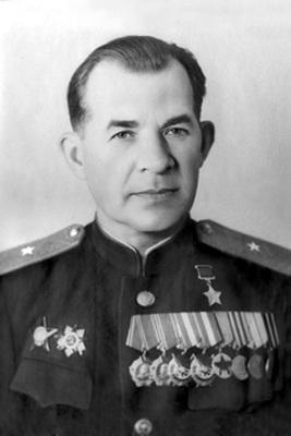 Генерал-майор Алексей Радионов, 1944 год. nashapobeda.lv - Освобождение врат Севастополя | Warspot.ru