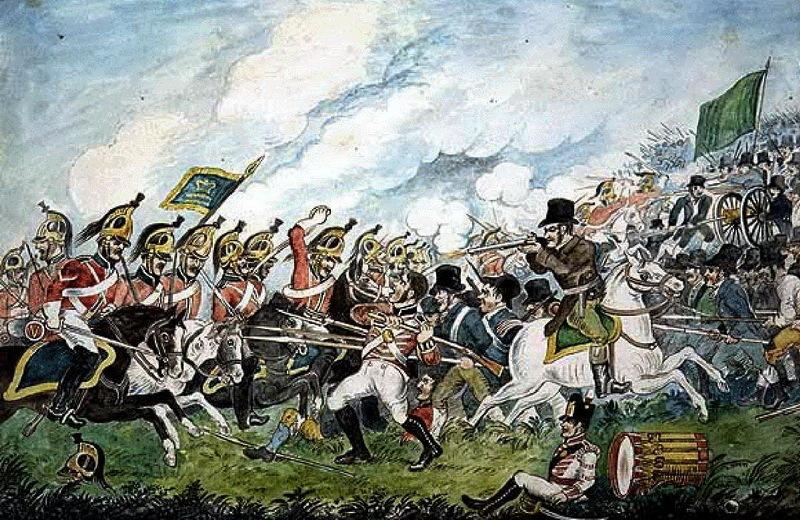 Восстание 1798 года. en.wikipedia.org - Несостоявшийся ирландский реванш | Warspot.ru