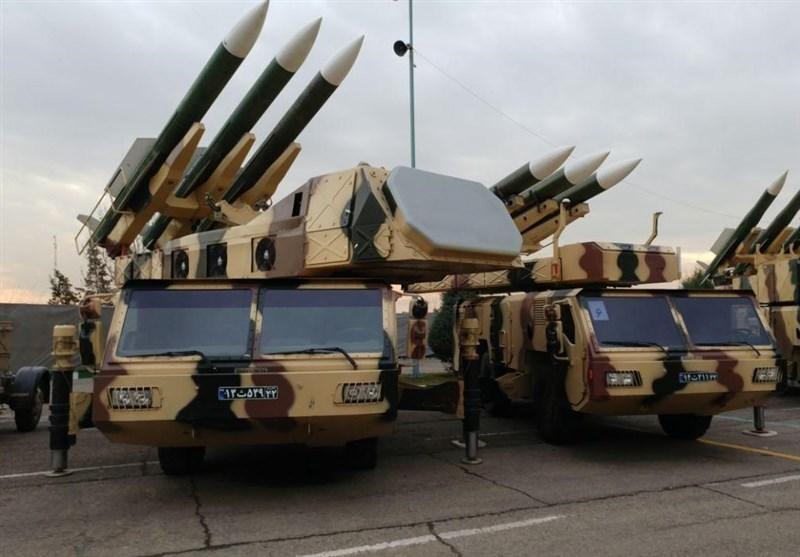 Ракетный комплекс Raad. tasnimnews.com - Иранцы сбили американский дрон | Warspot.ru