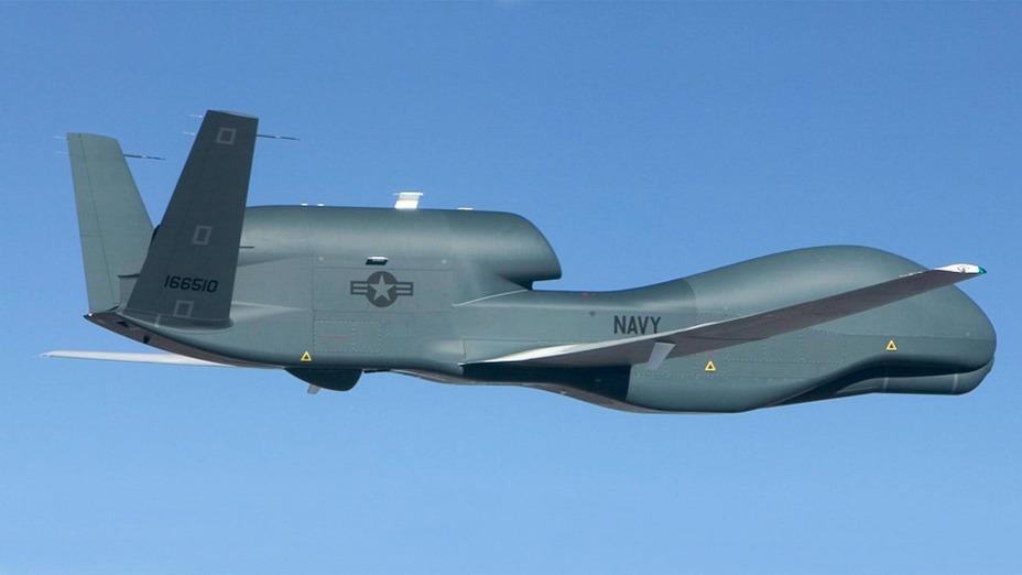 Беспилотник RQ-4N BAMS-D. thedrive.com - Иранцы сбили американский дрон | Warspot.ru
