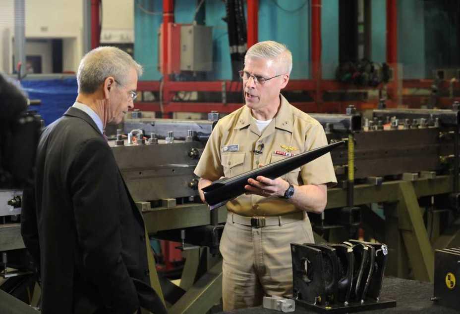 Снаряд HVP (Hyper Velocity Projectile). navy.mil - ВМС США тестируют улучшенный рельсотрон | Warspot.ru