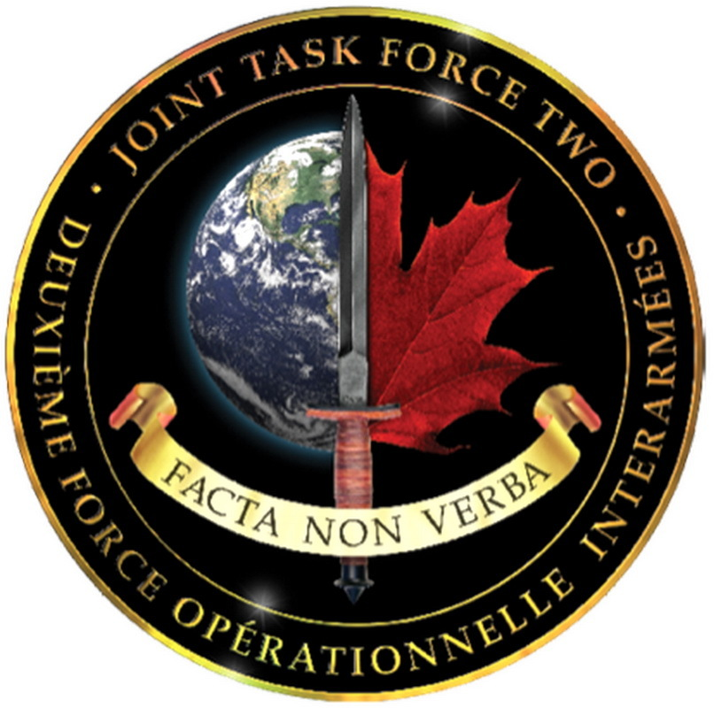 ​Эмблема JTF2. Источник: Horn, B. Shadow Warriors / Bernd Horn // Les Guerriers de l'Ombre: The Canadian Special Operations Forces Command / Le Commandement des Forces d'Opérations Spéciales du Canada. — Dundurn; Bilingual edition, 2016 - Тернистый путь канадского спецназа | Warspot.ru