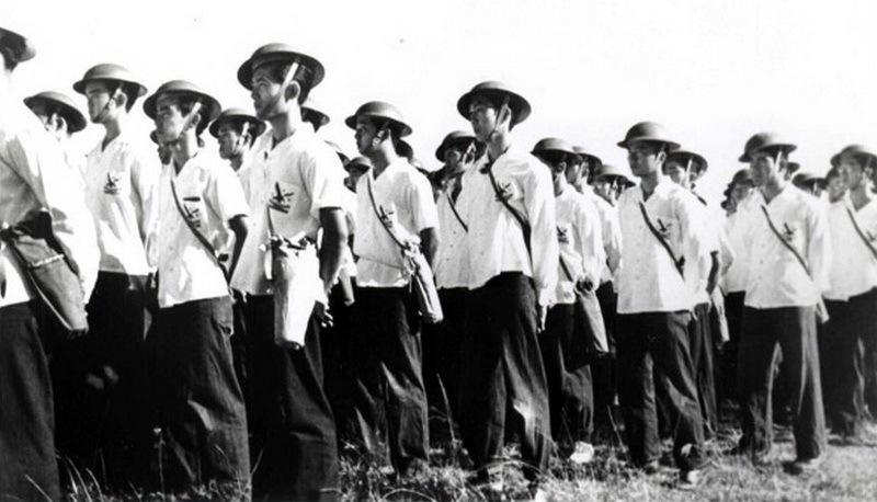 Члены VVV, 1942 год.visitpearlharbor.org