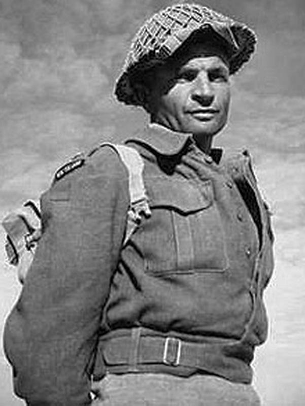 Чарльз Апхэм в годы Второй мировой войны. en.wikipedia.org - Цифры Warspot: 2 раза  | Warspot.ru