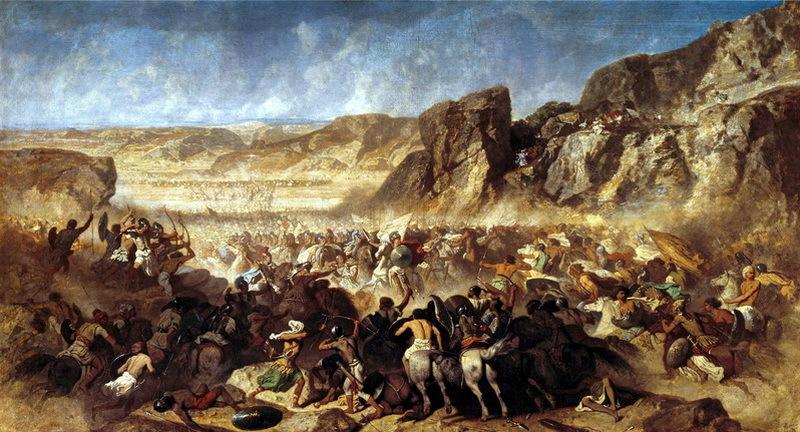 Битва при Кунаксе. en.wikipedia.org - Анабасис: по следам греческих наёмников | Warspot.ru