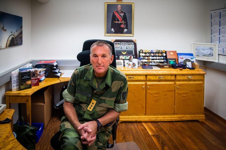 Генерал-лейтенант Руне Якобсен vg.no - Норвежская армия станет больше? | Warspot.ru