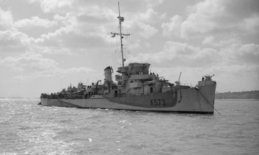 Полученный британцами из США фрегат управления Прибрежных сил «Стэйнер» - Шнелльботы против «Нептуна» | Warspot.ru