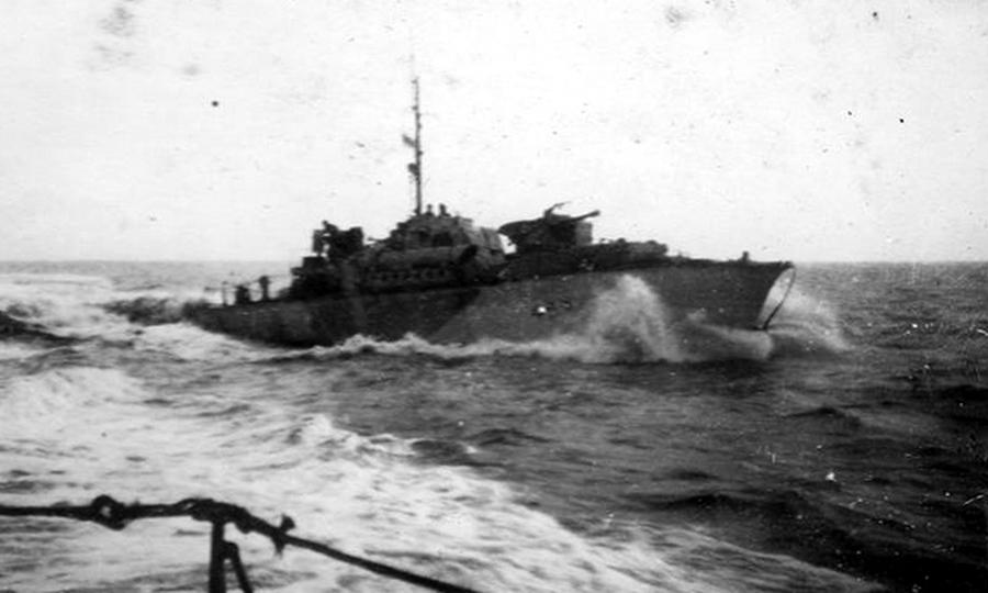 Британский торпедный катер МТВ-453 - Шнелльботы против «Нептуна» | Warspot.ru