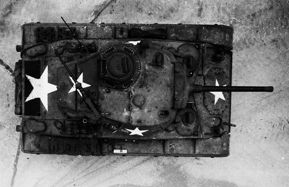 Из наиболее заметных изменений видна командирская башенка, изменённый люк заряжающего, а также переделанный вертлюг зенитного пулемёта Browning M2HB - Лёгкий и долгоиграющий   Warspot.ru