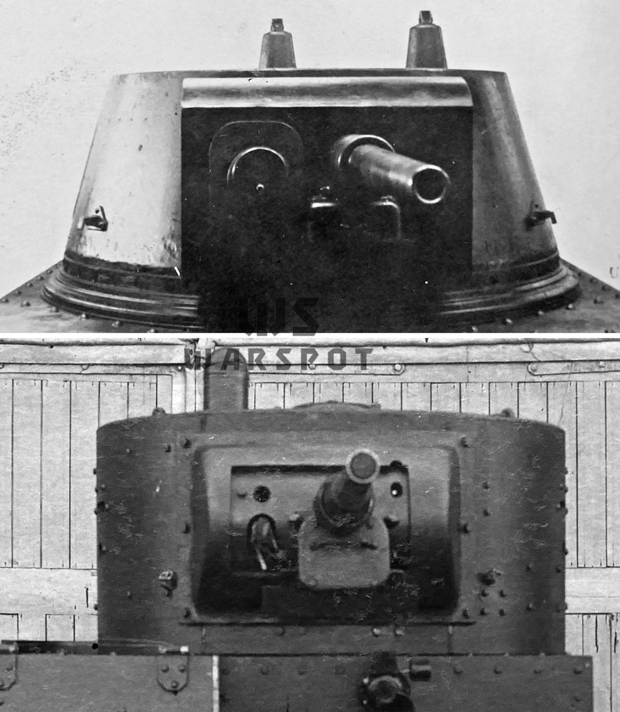 Спаренная установка орудия, 45-мм танковая пушка (37 мм в немецком варианте) и перископический смотровой прибор (прицел) были подсмотрены у немецкого Leichttraktor - Теория бронетанковых заблуждений | Warspot.ru