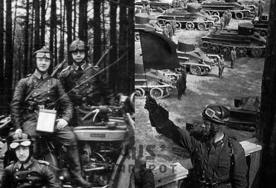 Советский танковый шлем и его прародитель - Теория бронетанковых заблуждений | Warspot.ru