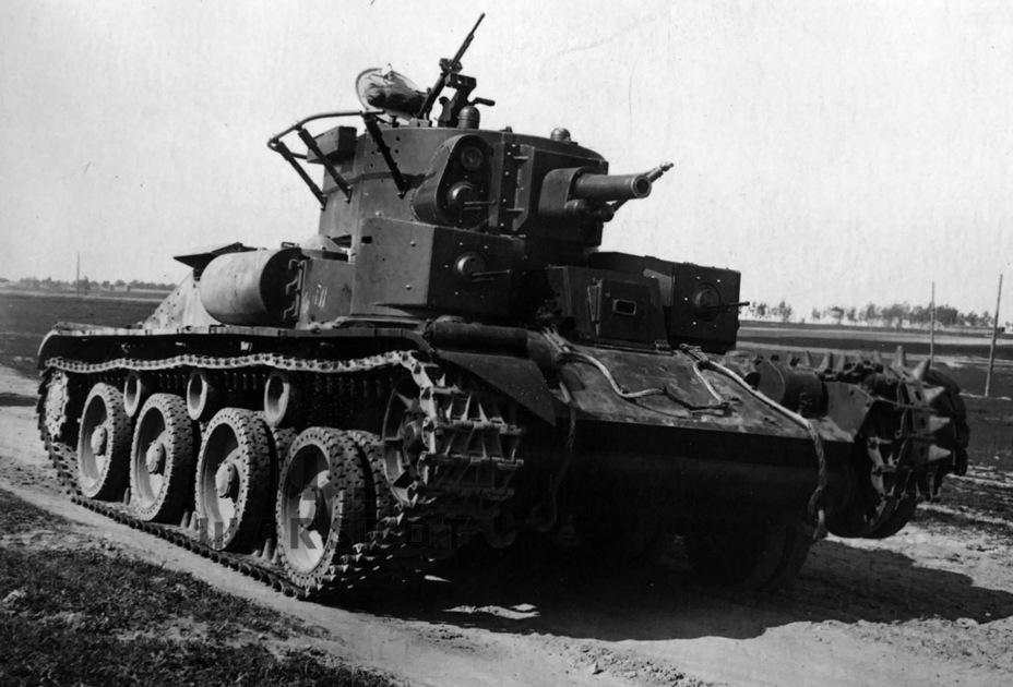 Т-29 должен был сменить Т-28 ещё в 1936 году, но по ряду причин этого так и не случилось - Теория бронетанковых заблуждений | Warspot.ru