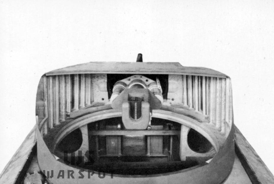 Поначалу башня GMC T35 была больше похожа на Medium Tank M4. Впрочем, уже на стадии полноразмерного макета эта концепция подверглась критике - Средний истребитель по-американски | Warspot.ru