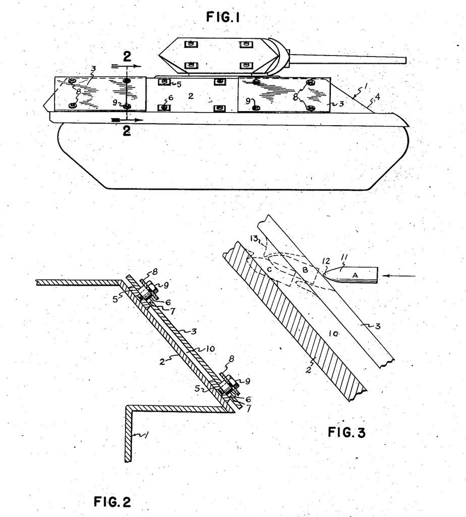 Ещё одна разработка Квентина Берга — экраны, которые в случае необходимости крепились на корпусе и башне M10 - Средний истребитель по-американски | Warspot.ru
