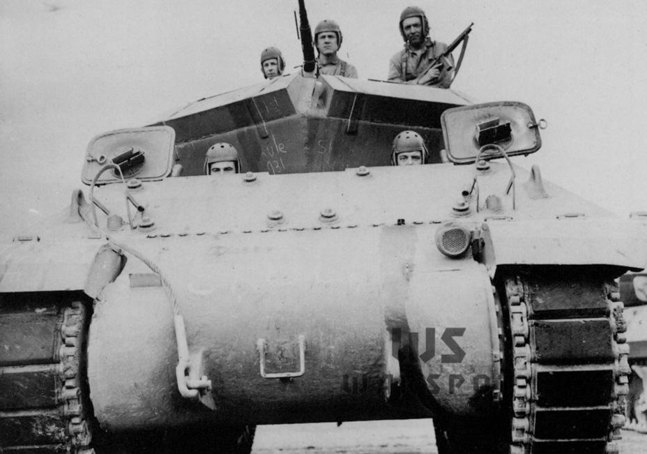 Импровизированные противовесы появились уже к началу 1943 года. Благодаря им удалось исправить проблему с неуравновешенностью башни M10 - Средний истребитель по-американски | Warspot.ru