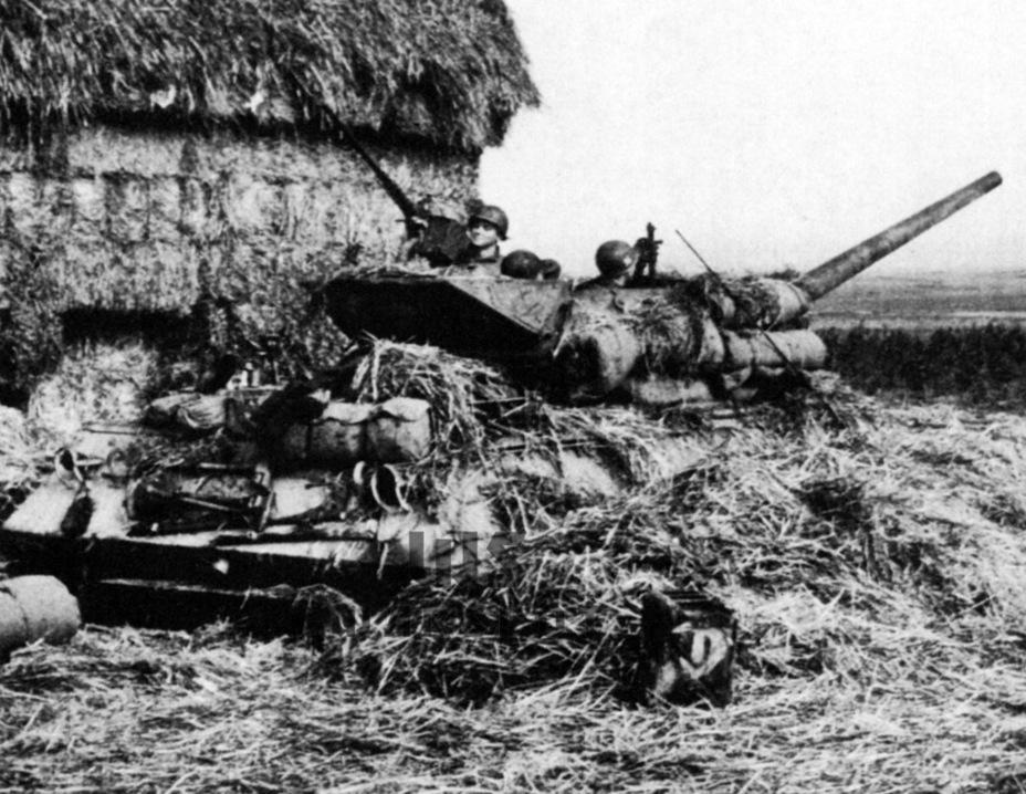 Весной-летом 1944 года началось массовое перевооружение дивизионов истребителей танков на GMC M10 - Средний истребитель по-американски | Warspot.ru