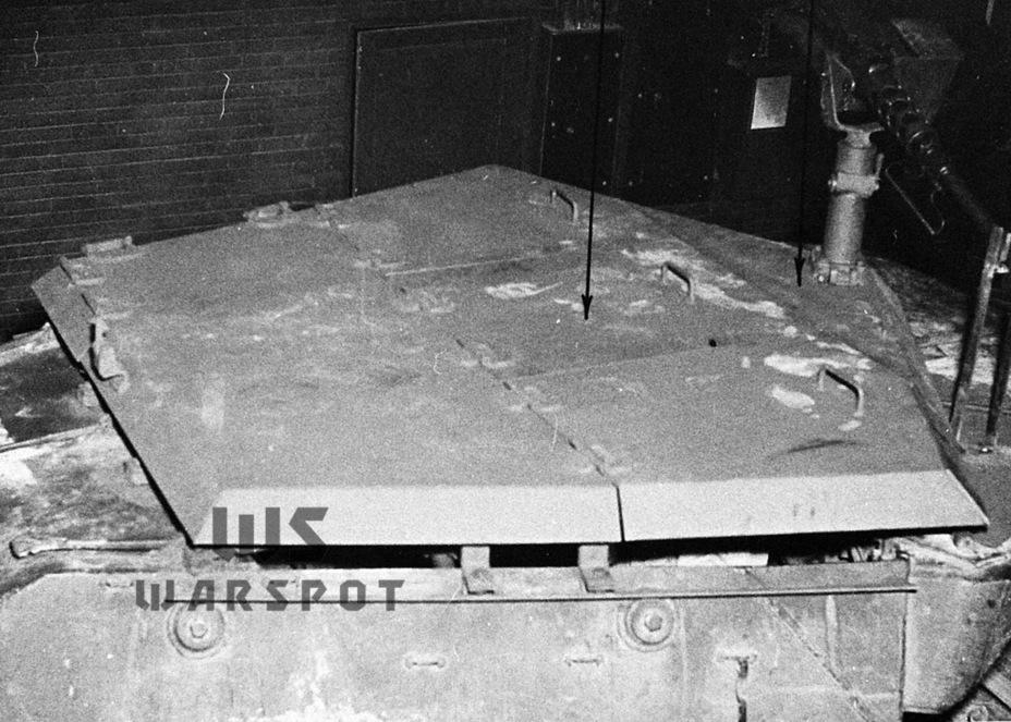 «Заводской» вариант крыши — более продуманный, но появившийся уже весной 1945 года - Средний истребитель по-американски | Warspot.ru