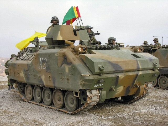 ​«Эрзац-БМП» К200 armyrecognition.com - БМП с юга Кореи | Warspot.ru