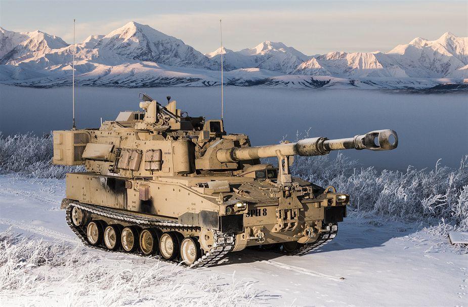 САУ M109A7 armyrecognition.com - Новые «Паладины» пошли в серию | Warspot.ru