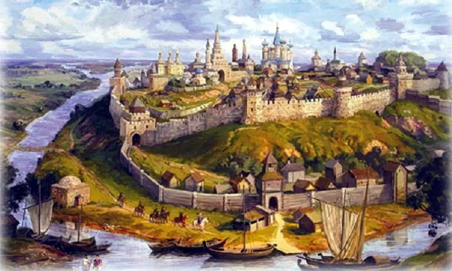 В 1510 году войска ивана iii заняли