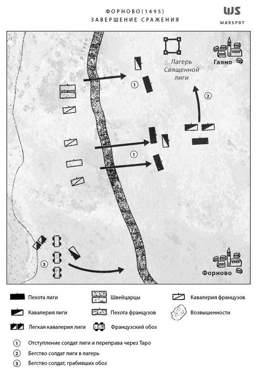  - Яростная битва на реке Таро | Warspot.ru