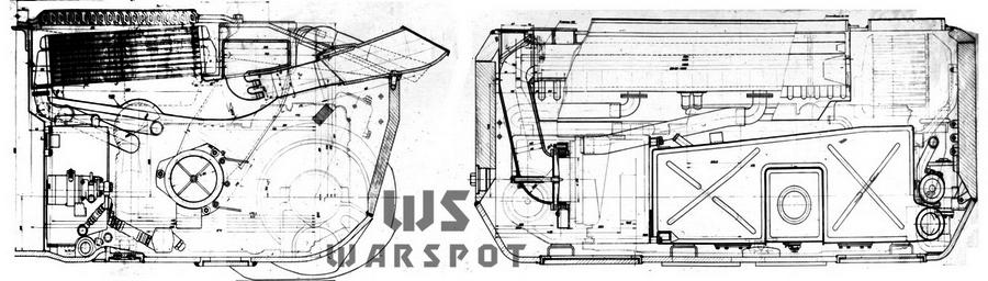 Моторное отделение танка «432» - Чистая «шестьдесятчетвёрка» | Warspot.ru